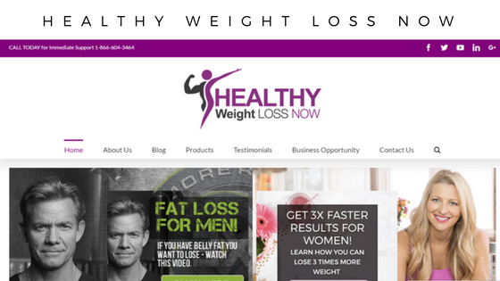 Healthy Weight Loss Now