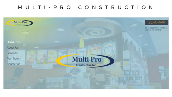 Multi-Pro Construction