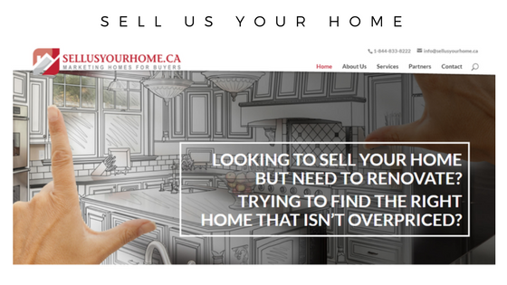 Sell Us Your Home