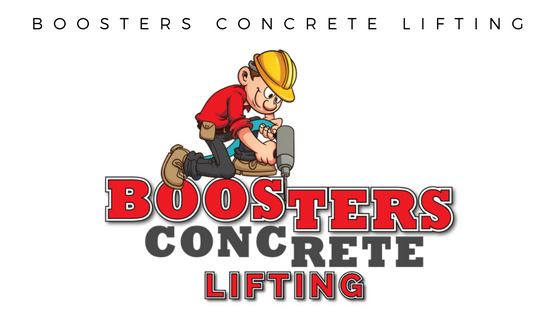 Boosters Concrete Lifting