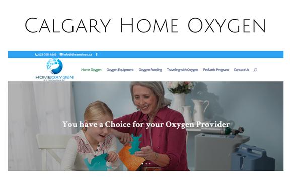 Calgary Home Oxygen